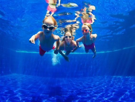 Leisure Energy swimming pool water