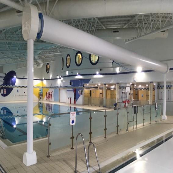 Burntwood Pool Leisure Energy