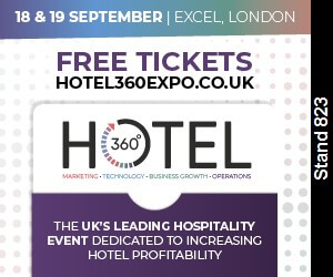 Hotel 365 Expo Banner